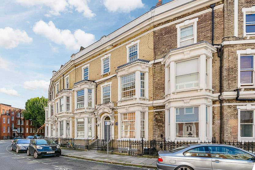 2 Bedrooms Flat for sale in Beaumont Crescent, London